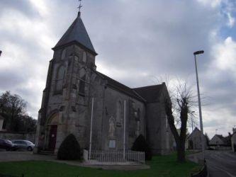 Église Saint-Germain d'Auxerre, Villeron