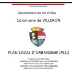 Enquête publique PLU Septembre 2020